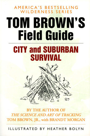 Browns Gde City Tr by Tom Brown