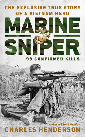 Marine Sniper by Charles Henderson