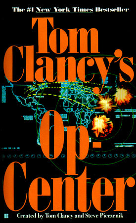 Op-Center 01 by Tom Clancy, Steve Pieczenik and Jeff Rovin