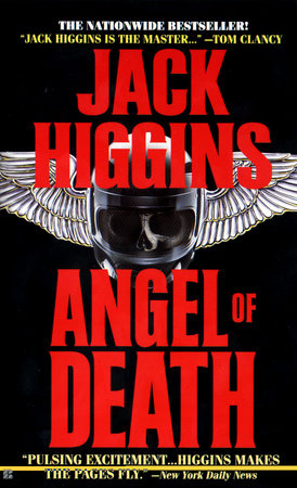 Angel of Death by Jack Higgins