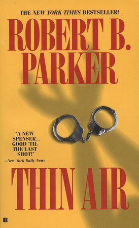 Thin Air by Robert B. Parker