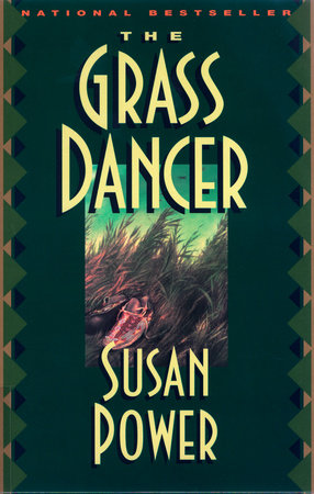 The cover of the book The Grass Dancer