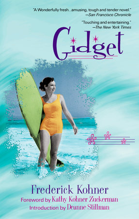 Gidget Book Cover Picture