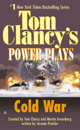 Cold War by Tom Clancy, Martin H. Greenberg and Jerome Preisler
