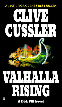 Valhalla Rising by Clive Cussler