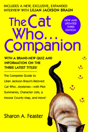 The Cat Who...Companion by Sharon A. Feaster