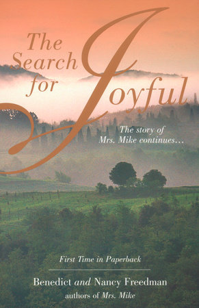 The Search for Joyful by Benedict Freedman and Nancy Freedman