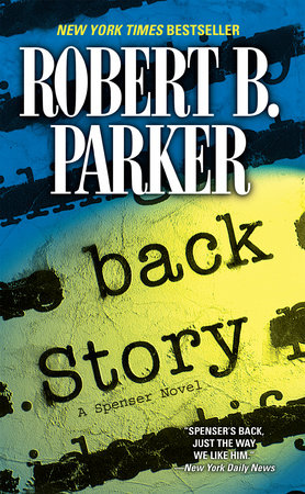Back Story by Robert B. Parker