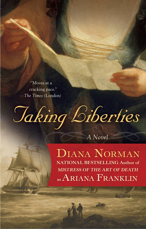 Taking Liberties by Diana Norman