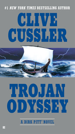 Trojan Odysey by Clive Cussler