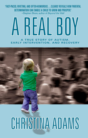 A Real Boy by Christina Adams