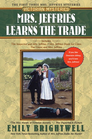 Mrs. Jeffries Learns the Trade by Emily Brightwell