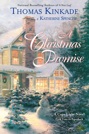 A Christmas Promise by Thomas Kinkade and Katherine Spencer