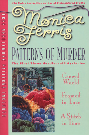 Patterns of Murder: Three-in-One by Monica Ferris