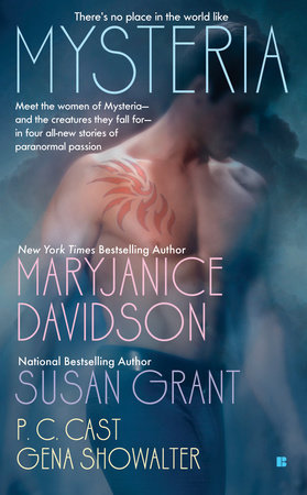 Mysteria by MaryJanice Davidson, P. C. Cast, Gena Showalter and Susan Grant