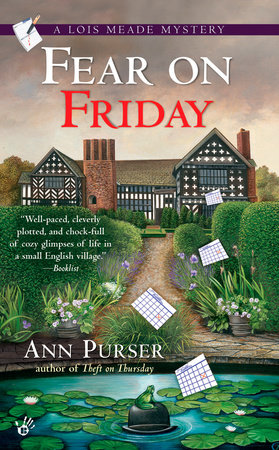 Fear on Friday by Ann Purser