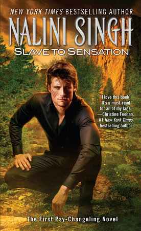 The cover of the book Slave to Sensation