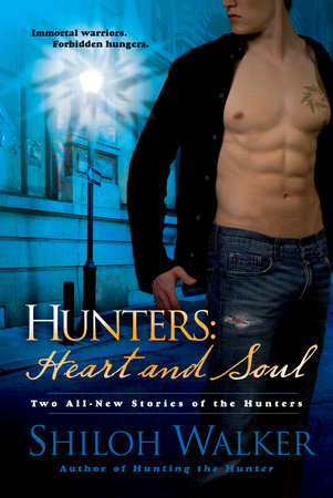 Hunters: Heart and Soul by Shiloh Walker