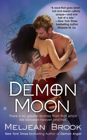 Demon Moon by Meljean Brook
