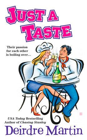 Just a Taste by Deirdre Martin