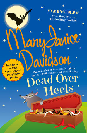 Dead Over Heels by MaryJanice Davidson