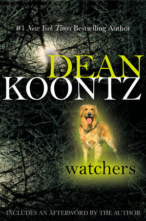 The cover of the book Watchers