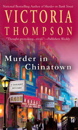 Murder In Chinatown by Victoria Thompson