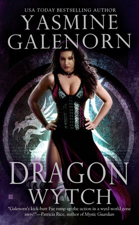 Dragon Wytch by Yasmine Galenorn