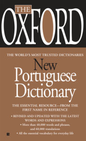 The Oxford Portuguese Dictionary