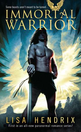 Immortal Warrior by Lisa Hendrix
