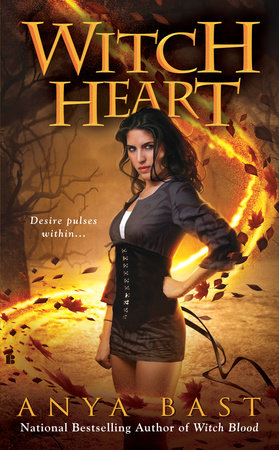Witch Heart by Anya Bast
