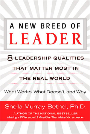 A New Breed of Leader by Sheila Murray Bethel