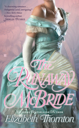 The Runaway McBride by Elizabeth Thornton