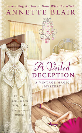 A Veiled Deception by Annette Blair