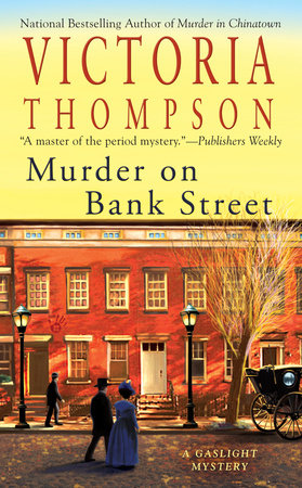 Murder on Bank Street