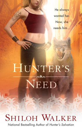 Hunter's Need by Shiloh Walker