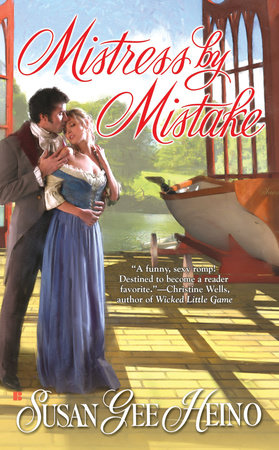 Mistress by Mistake by Susan Gee Heino