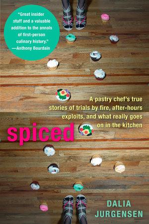 Spiced by Dalia Jurgensen