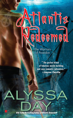 Atlantis Redeemed by Alyssa Day