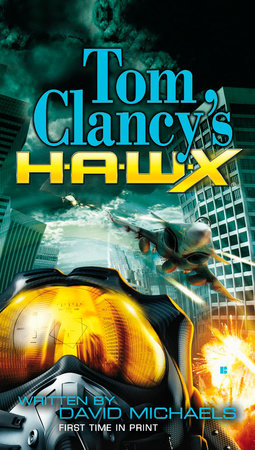 Tom Clancy's HAWX by David Michaels
