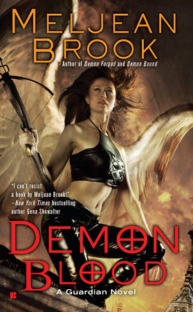 Demon Blood by Meljean Brook