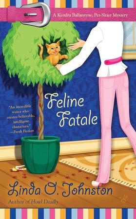 Feline Fatale by Linda O. Johnston