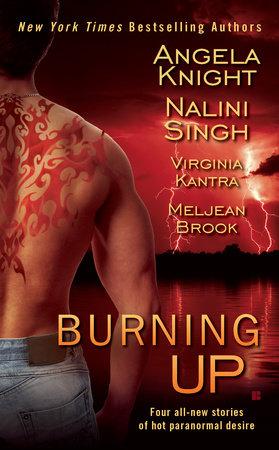 Blood and Roses by Angela Knight, Nalini Singh, Virginia Kantra and Meljean Brook