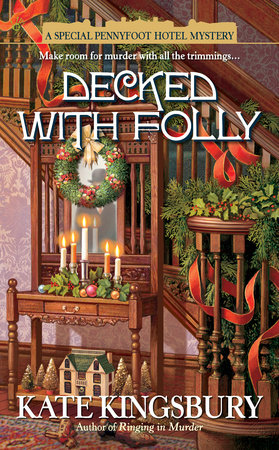 Decked with Folly by Kate Kingsbury
