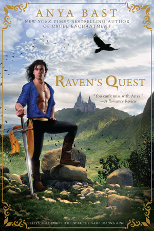 Raven's Quest by Anya Bast