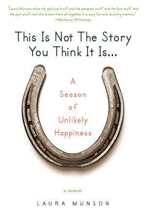 This Is Not The Story You Think It Is... by Laura Munson