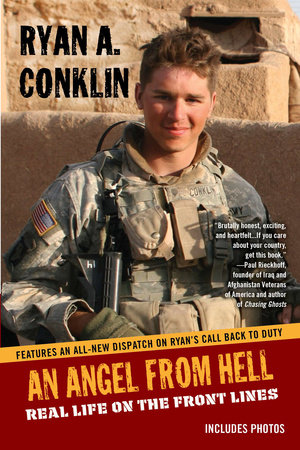 AN Angel From Hell by Ryan A. Conklin