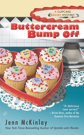 Buttercream Bump Off by Jenn McKinlay