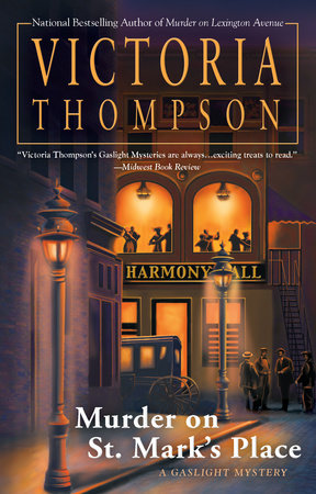 Murder on St. Mark's Place by Victoria Thompson