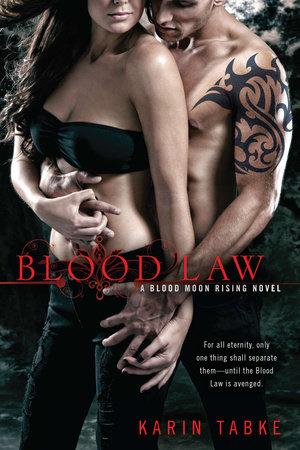 Blood Law by Karin Tabke